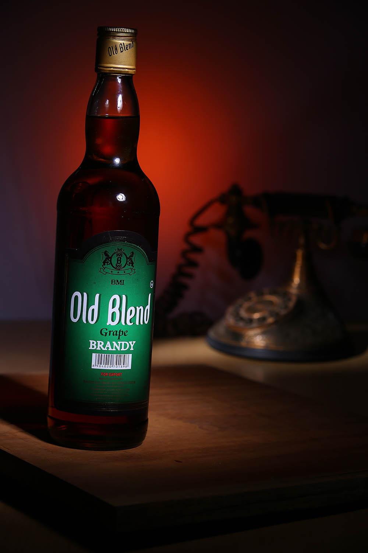 brandy in india